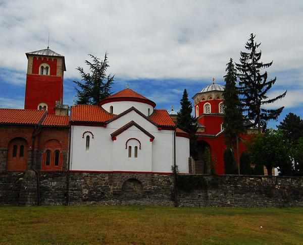 Manastir Ziča