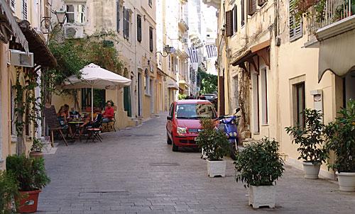 grad krf mapa Grad Krf (Corfu)   foto turistički vodič | TT Group grad krf mapa