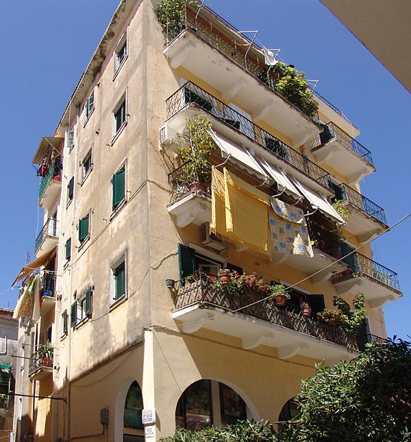 Karakteristična stambena zgrada