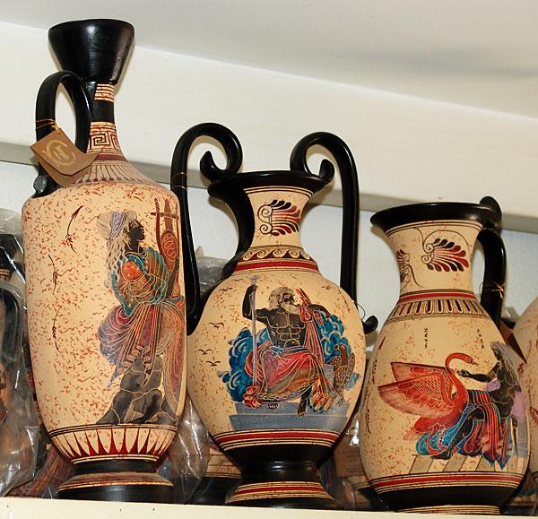 Mitologija na grčkm vazama