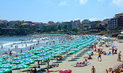 Centralna plaža