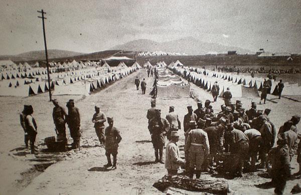 Izgled srpskih jedinica u I svetskom ratu