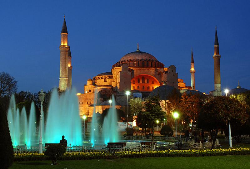 Aja Sofija, Istanbul