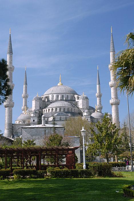 Plava džamija u Istanbulu