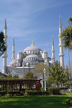 Plava džamija (Blue Mosque)