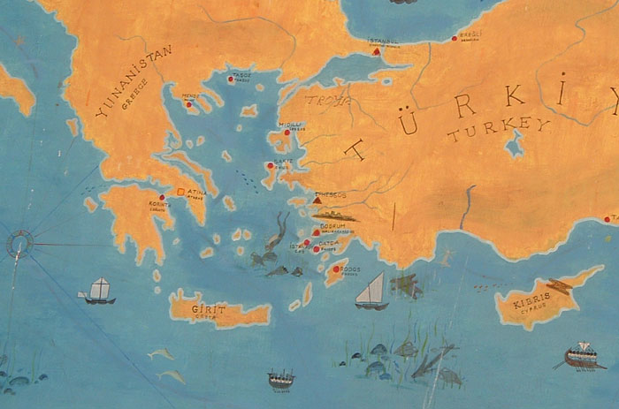 mapa turske Index of /visit turkey/travel bodrum/Tvrdjava svetog Petra mapa turske