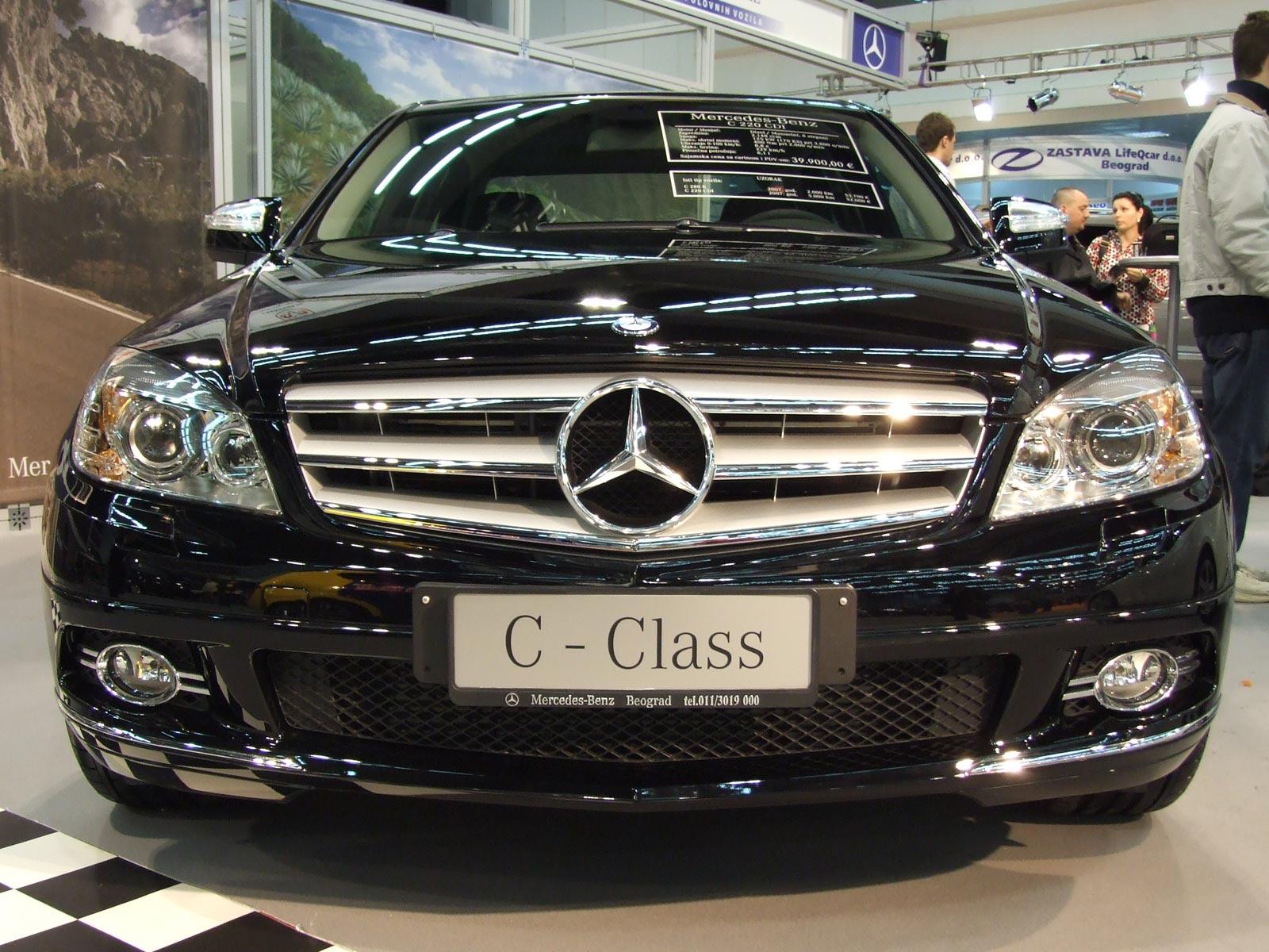 Mercedes C Clase